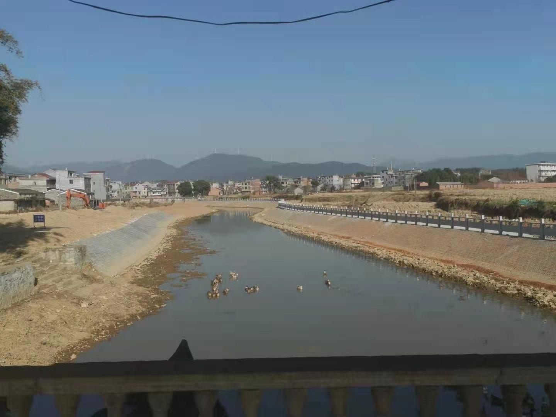 新干縣七琴鎮防洪工程